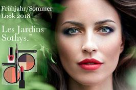 Make-up Look Frühling / Sommer 2018 - limitiert