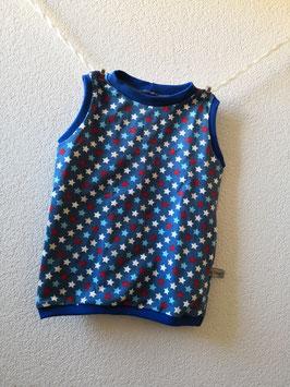 Träger Shirt Sterne 98