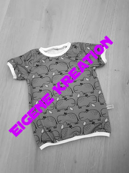 T-Shirt eigene Kreation 116