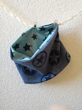 wende Loop Sterne blau ca. 40 cm