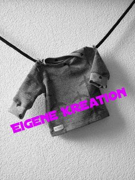 Pullover Spezial Ausschnitt eigene Kreation 44