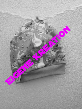 Beanie Eigene Kreation ca. 43-45 cm
