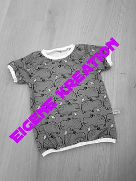 T-Shirt eigene Kreation 128