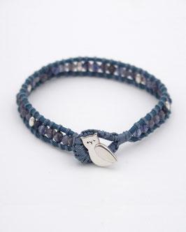 "Bracelet Wrap ""Assurance"""