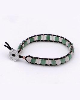 "Bracelet Wrap ""Bonne Humeur"""