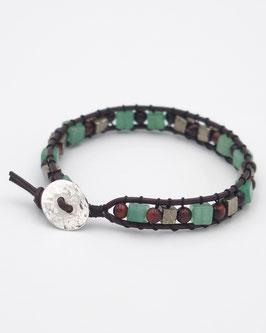 """Bracelet Wrap """"Constance"""""""