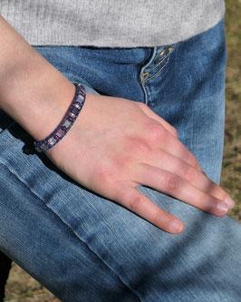 "Bracelet Wrap ""Liberté"""