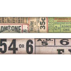 Tim Holtz Idea-ology Tissue Tape - Marketplace