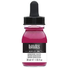 Liquitex Acrylic Ink - Quinacridone Magenta