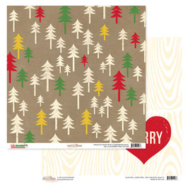 Glitz Design Hello December: Trees