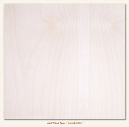 MME Necessities Light Wood Paper