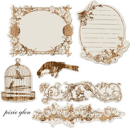 Prima Antique Mirrors - Pixie Glen