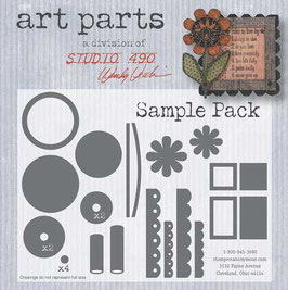 Art Parts - Sample Pack
