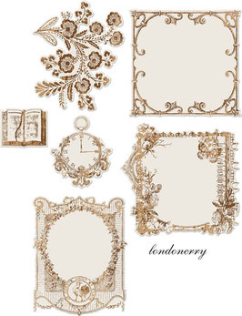 Prima Antique Mirrors - Londonerry