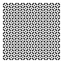 Rhonda Palazzari Stencil: TCW397 Dots and Dashes