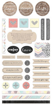 7 Dots Studio Elements Stickers (0026)