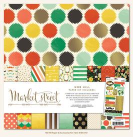 MME Market Street - Nob Hill Paper Kit