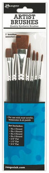 Ranger Artists Brush Set (7 piece)