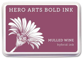 Hero Arts Bold Ink Pad: Mulled Wine