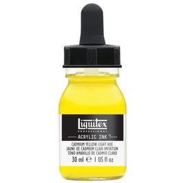Liquitex Acrylic Ink - Cadmium Yellow Light Hue