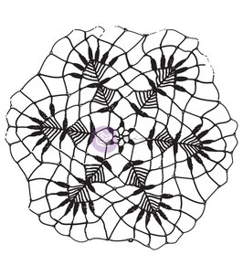 Finnabair Clear Stamp: Doily (0889)