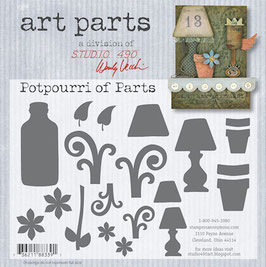 Art Parts - Potpourri of Parts