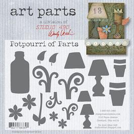 Art Parts - Potpourri of Parts