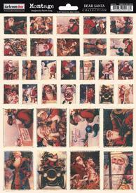 Darkroom Door Montage - Dear Santa