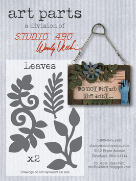 Art Parts - Leaves