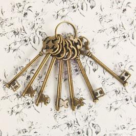 Prima Vintage Rusty Keys 559922