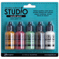 Claudine Hellmuth Mini Studio Paints Metropolitan Set