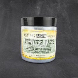 Finnabair Art Extravagance: Antique Silver CrackleTexture Paste