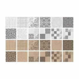 Tim Holtz Paper Stash Motif