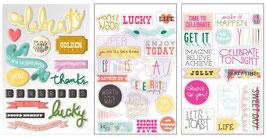 Instascrap Stickers : Celebration