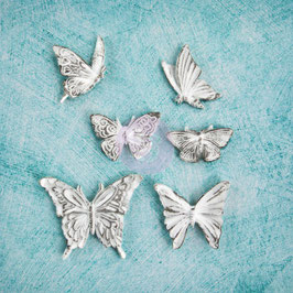 Shabby Chic Treasures Butterfly