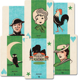 Jenni Bowlin Vintage Deck - Fortune Telling