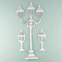 Prima Shabby Metal - Street Lamp