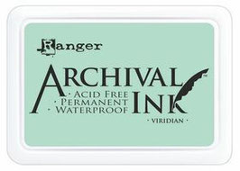 Archival Ink - Viridian