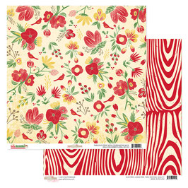 Glitz Design Hello December: Floral