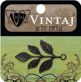 Vintaj Arte Metal Tiered Leaves