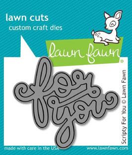 Lawn Fawn: Lawn Cuts Scripty For You
