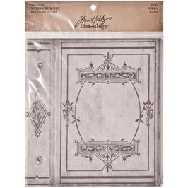 Tim Holtz Idea-ology Worn Cover: Diary
