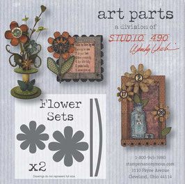 Art Parts - Flower Sets