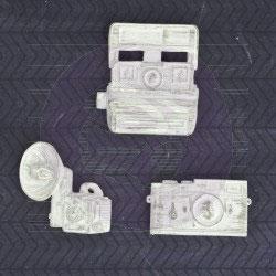 Prima Resin Cameras