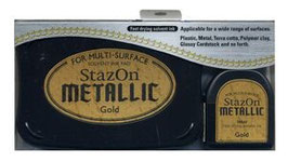 StazOn Metallic: Gold
