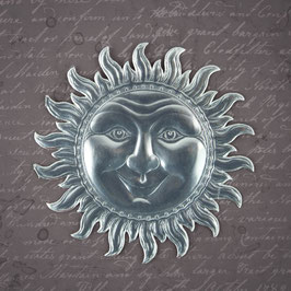 Prima Dresden Trim: Silver Sun