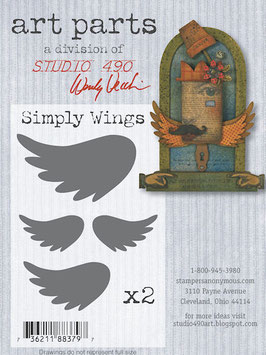 Art Parts - Simply Wings