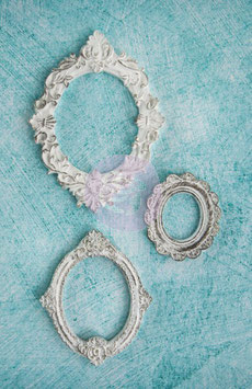 Shabby Chic Treasures Oval Frames