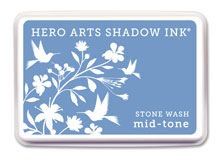 Hero Arts Stone Wash Mid Tone Shadow Ink Pad