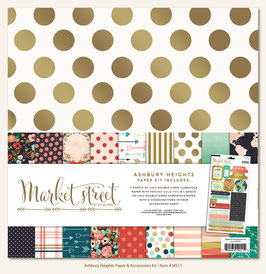 MME Market Street - Ashbury Heights Paper Kit